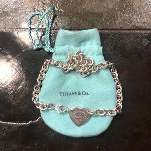 Tiffany & Co Return To Tiffany Chain Choker